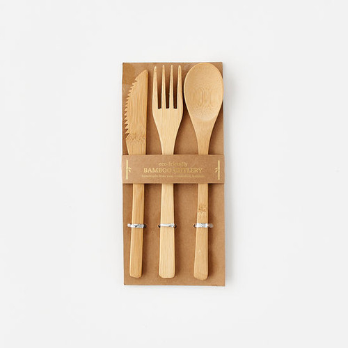 180 Degrees Bamboo Flatware