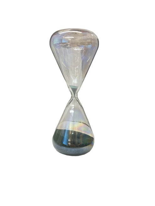 180 Degrees Hour Glass, Tall Green