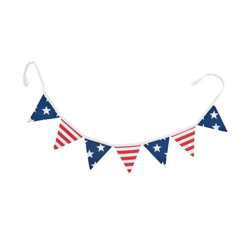 C&F Enterprises Americana Flag Banner