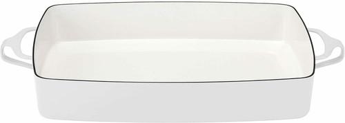 Dansk Kobenstyle Large Baker, White