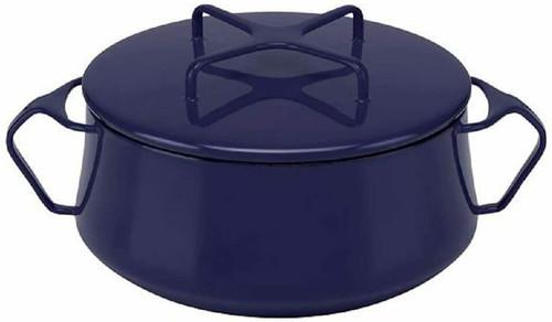 Dansk Kobenstyle 2 Qt. Casserole Dish, Midnight Blue