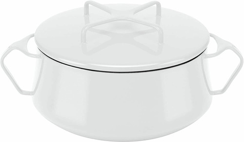 Dansk Kobenstyle 2 Qt. Casserole Dish, White