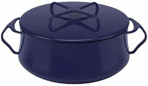 Dansk Kobenstyle 4 Qt. Casserole Dish, Midnight Blue