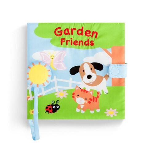 """Demdaco """"Friends in the Garden"""" Sound book"""