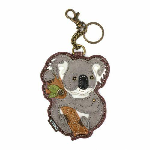 Chala Coin Purse/Key Fob, Koala