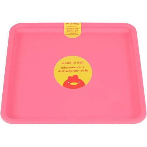 Lollaland Plate, Posh Pink