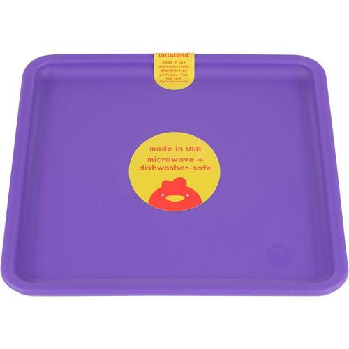 Lollaland Plate, Proud Purple