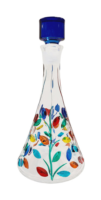 Gage Tree of Life Decanter