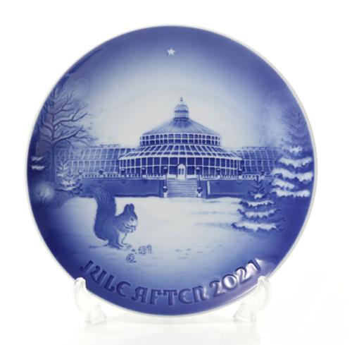 Bing & Grondahl 2021 Christmas Plate