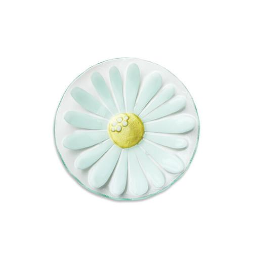 """Demdaco Plate """"Daisy"""""""