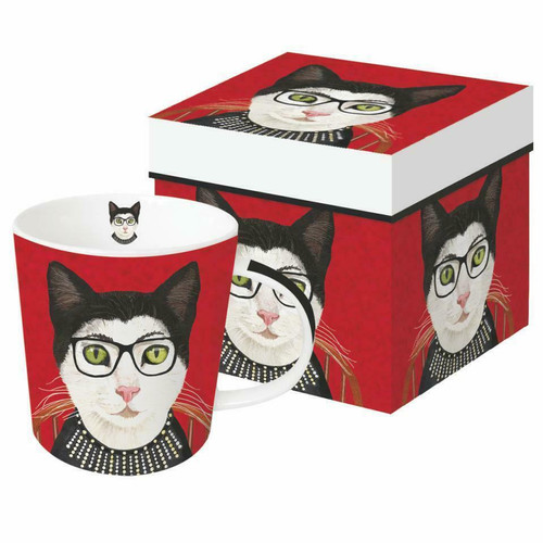 Paperproducts Design Gift-Boxed Mug, RBG