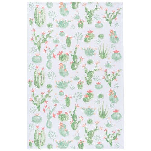 Now Designs Tea Towel, Cacti