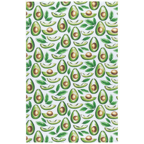 Now Designs Tea Towel, Avocados