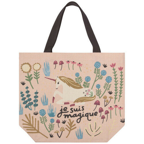 Now Designs Tote Bag, Unicorn