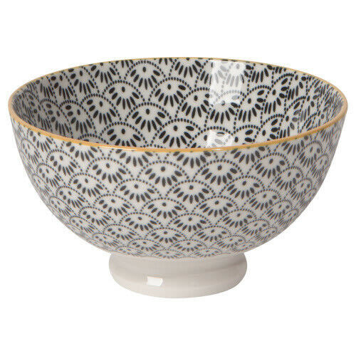 Now Designs Bowl, Dotted Scallop