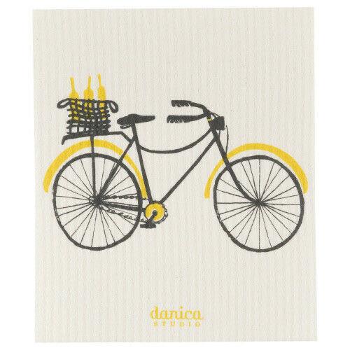 Now Designs Bicicletta Swedish Dishcloth