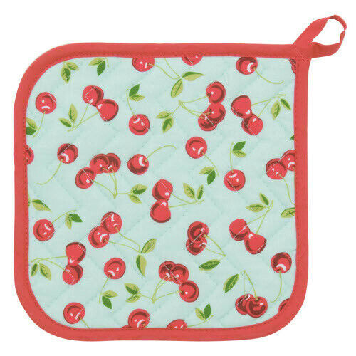Now Designs Cherry Potholder