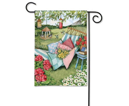 Studio M Garden Hammock Garden Flag