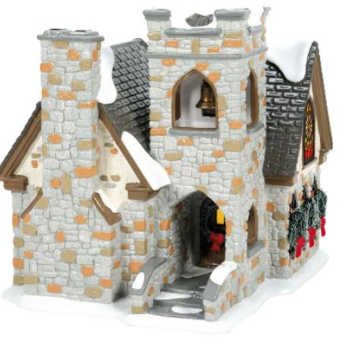 Department 56, Snow Village, Woodlands Family Church