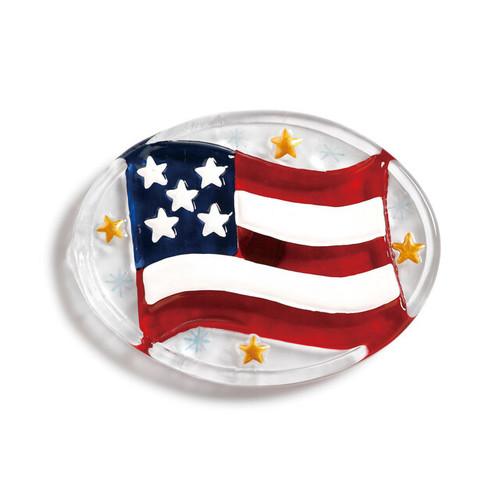 Demdaco Pop In USA Flag