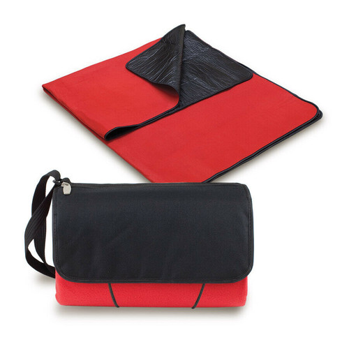 Picnic Time Outdoor Picnic Blanket, Red