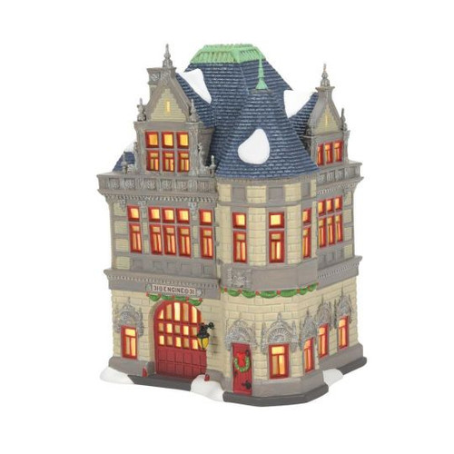 Department 56, Christmas in the City, Engine Company 31
