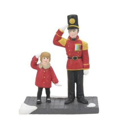 Department 56, Christmas in the City, Joining Forces