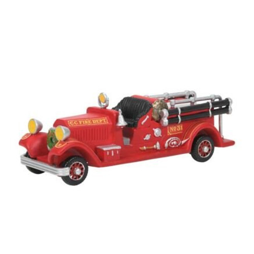 Department 56, Christmas in the City, Engine No. 31