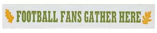Ganz Football Shelfsitters, Football Fans Gather Here