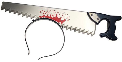 Ganz Halloween Horror Headband, Saw