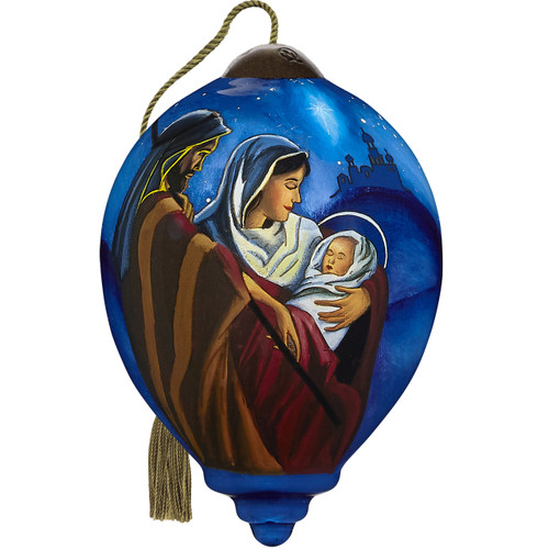 Ne'Qwa, A Christmas Blessing Ornament