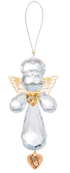Ganz Thank You Angel w/ Charm Ornament