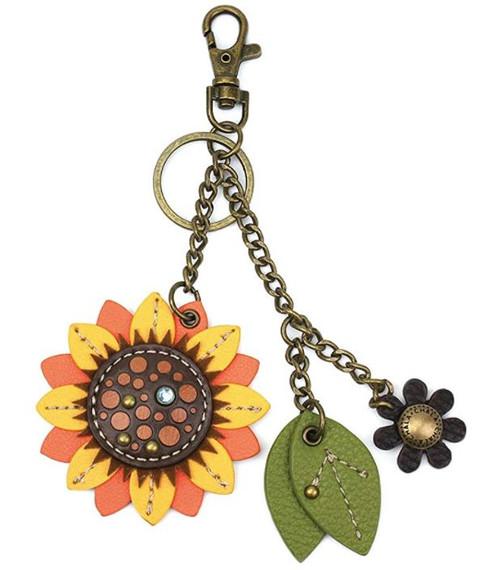 Chala Charming Keychain, Sunflower