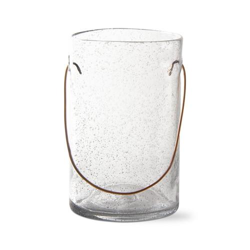TAG Bubble Glass Hurricane w/ Handles