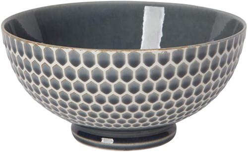 "Now Designs Blue Honeycomb 8"" Bowl"