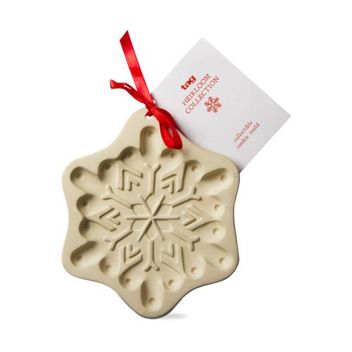 TAG Snowflake Cookie Mold