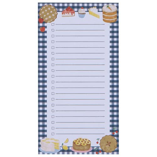 Now Designs Sweeter Times Magnetic Notepad
