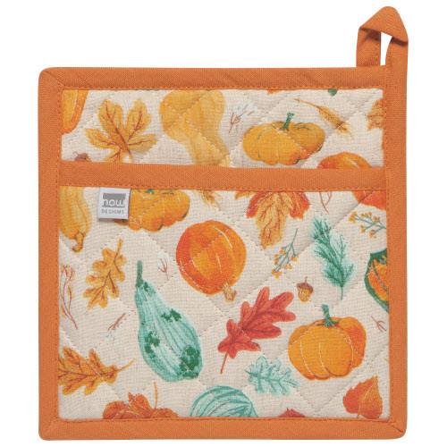 Now Designs Pot Holder, Classic Autumn Harvest