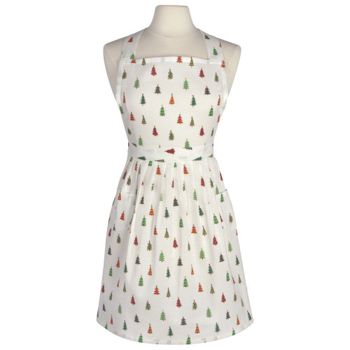Now Designs Apron, Classic Merry & Bright