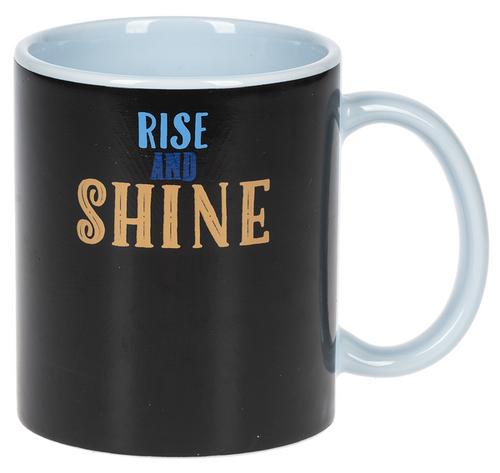 Ganz Let it Shine Magic Mug, Rise & Shine