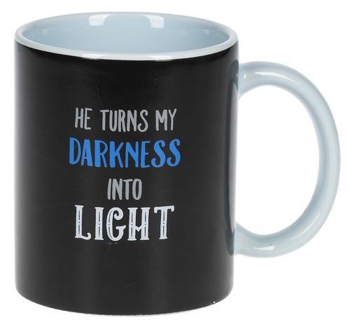 Ganz Let it Shine Magic Mug, Darkness to Light