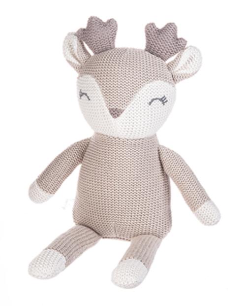 Ganz Cuddles & Cotton Deer