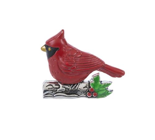Ganz Christmas Cardinal from Heaven Charm