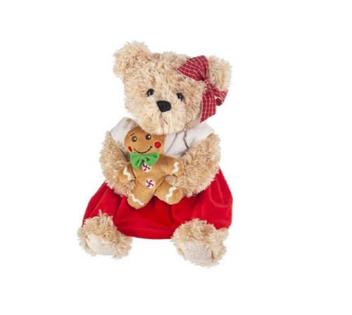Ganz Bear w/ Gingerbread