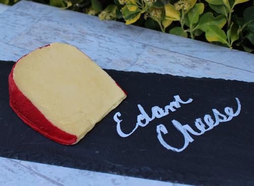 Just Dough It Replica Cheese Wedge, Edam