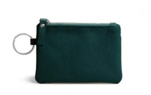 Burano Coin Bag/Keyring, Jade