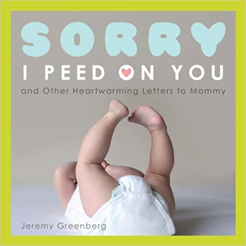 Simon & Schuster - Sorry I Peed On You