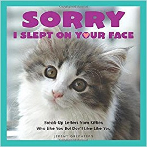 Simon & Schuster - Sorry I Slept on Your Face