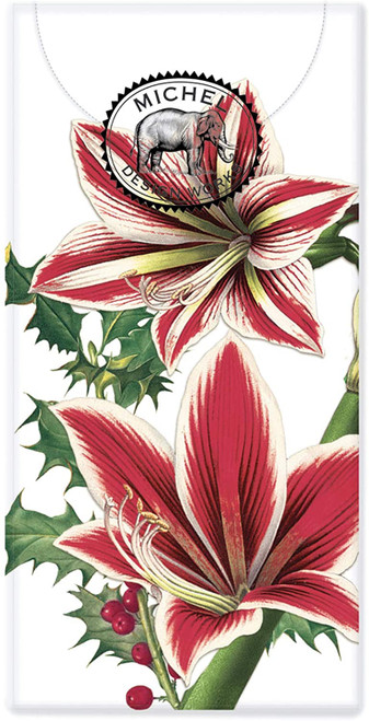 Michel Design Works Merry Christmas Pocket Tissues (PT346)