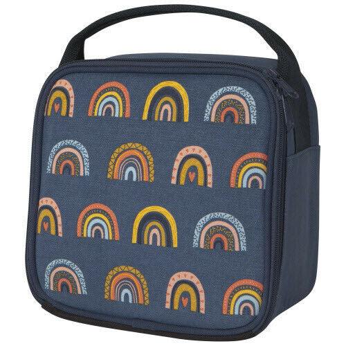 Now Designs Let's Do Lunch Bag, Rainbows